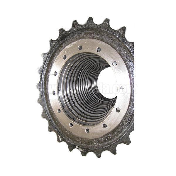 PC60-5 Excavator Sprocket Rim/Undercarriage Sprocket